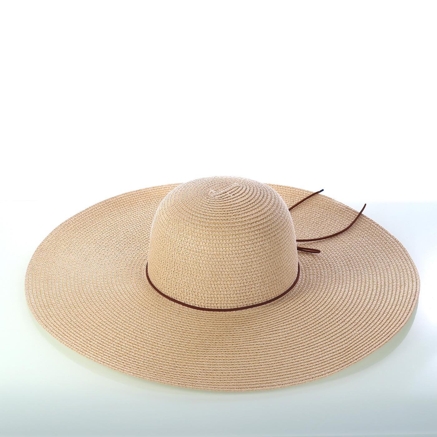 d095d4bab Dámsky klobúk z rafie Kbas KB019807