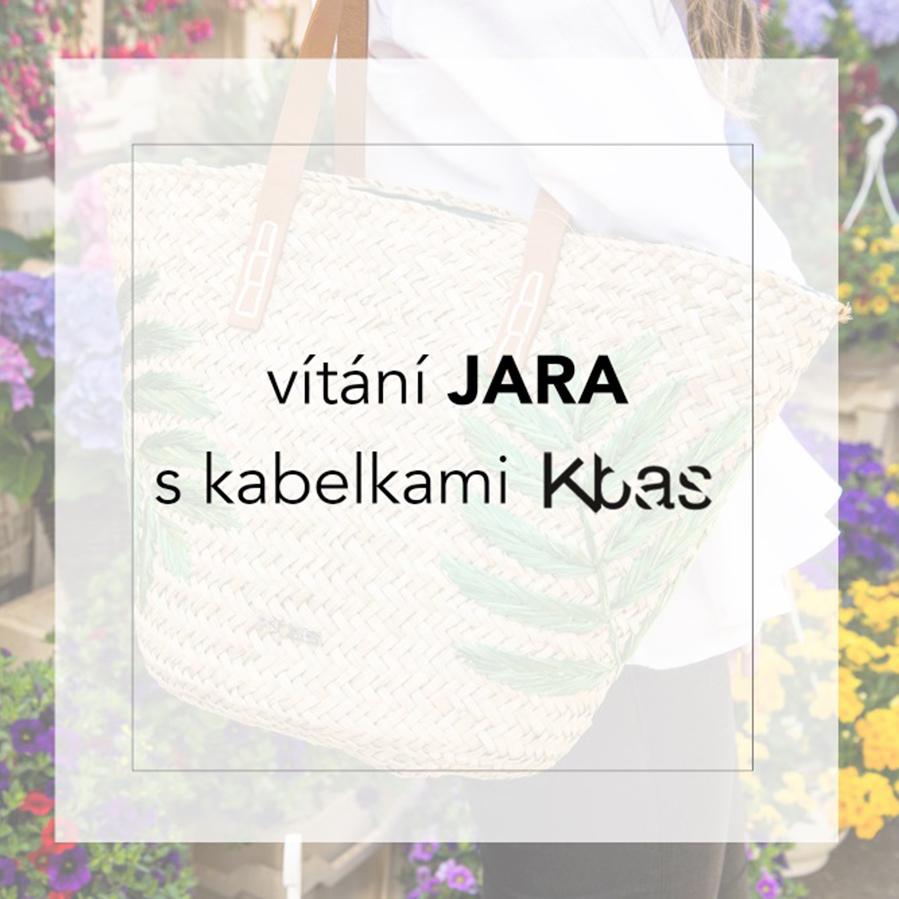 Přivítejte jaro s kabelkami Kbas