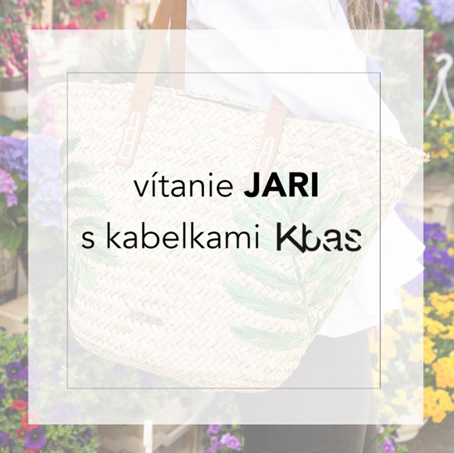 Privítajte jar s kabelkami Kbas