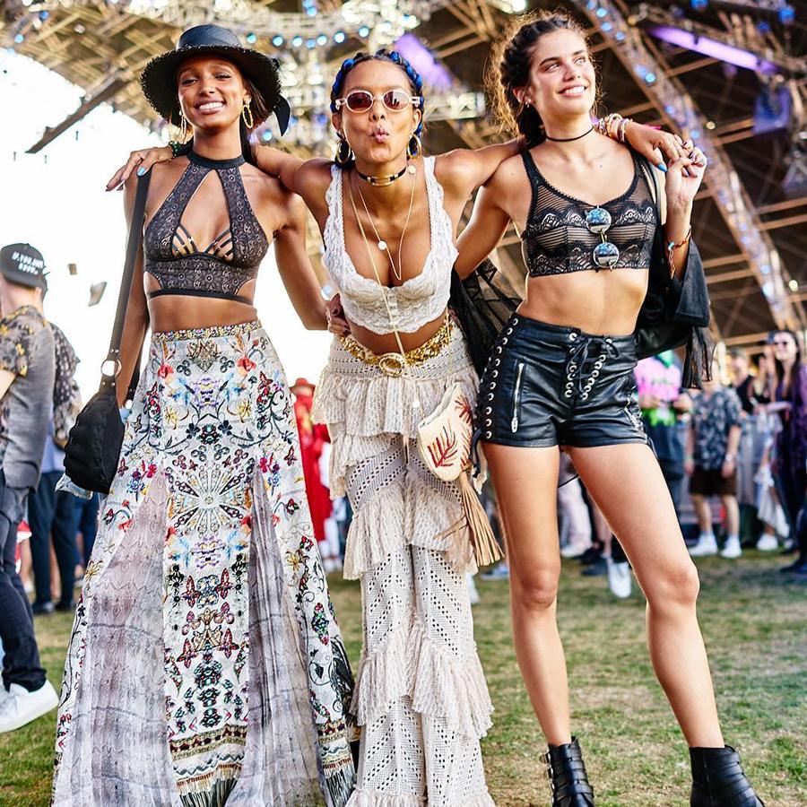 Legendární Coachella opět inspiruje