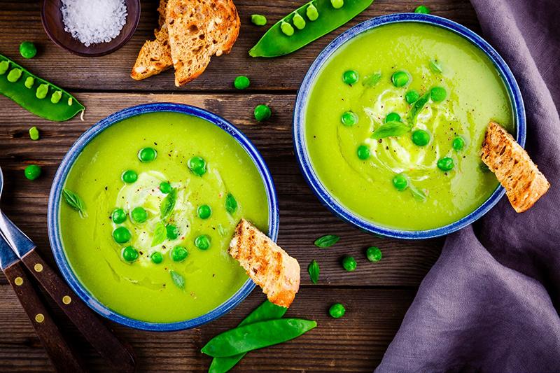 Hraskova polievka