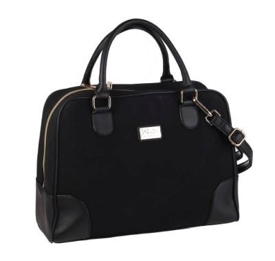 Čierna kabelka Kbas