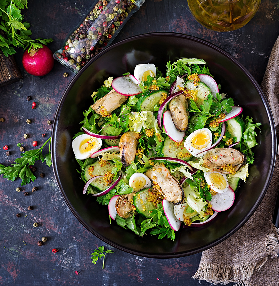 4 svěží recepty z jarní zeleniny