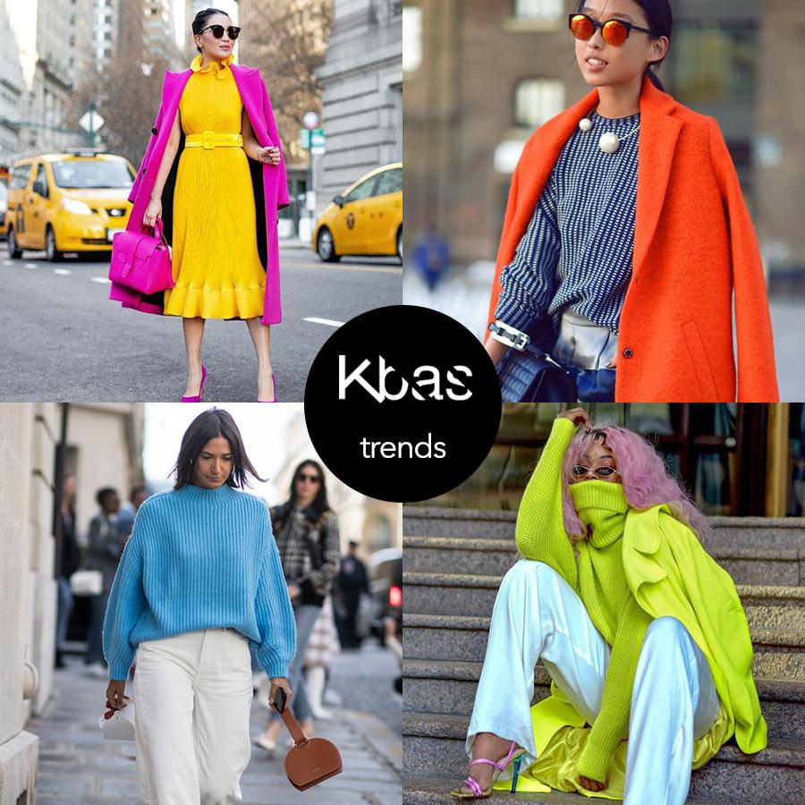 Jesen trendy farby