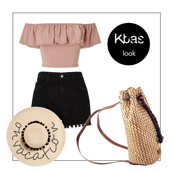 Kbas look na festival