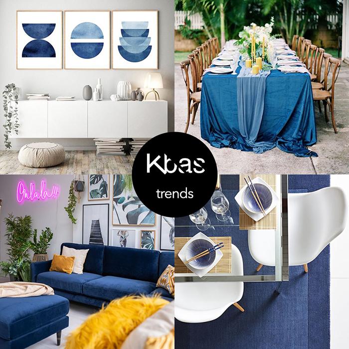 Klasicka modra interier