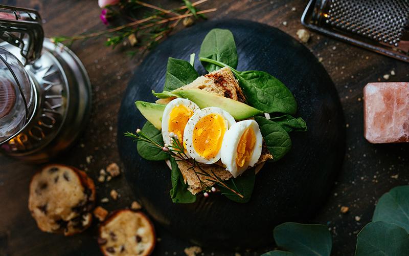 Letne recepty avokado