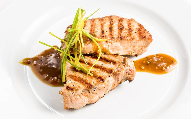 Letne recepty steak