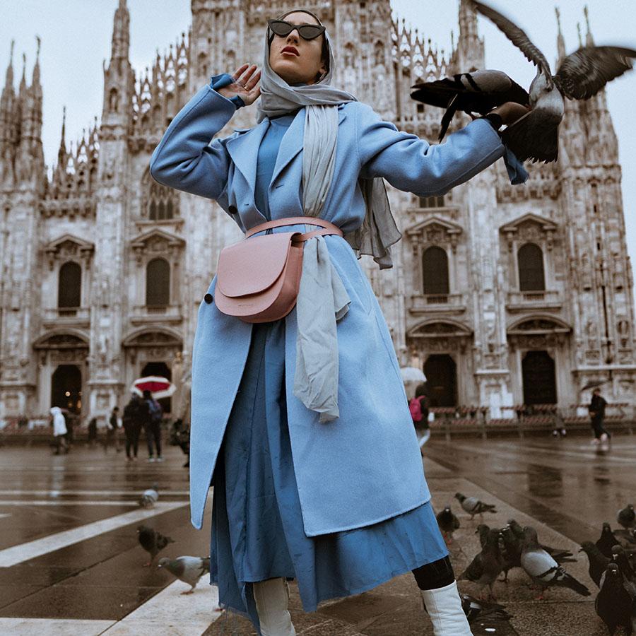 Hot módní trendy na jaro 2018