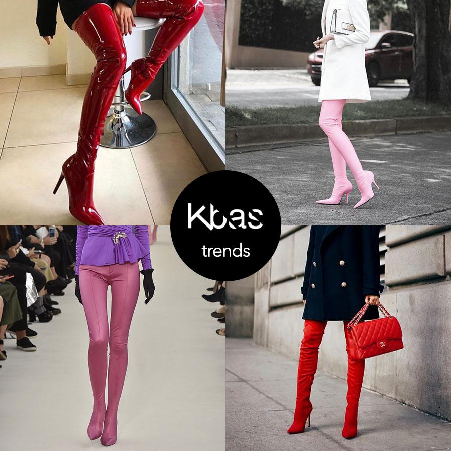 Őrült trendek cipő