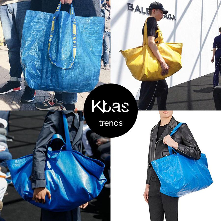 Őrült trendek táska