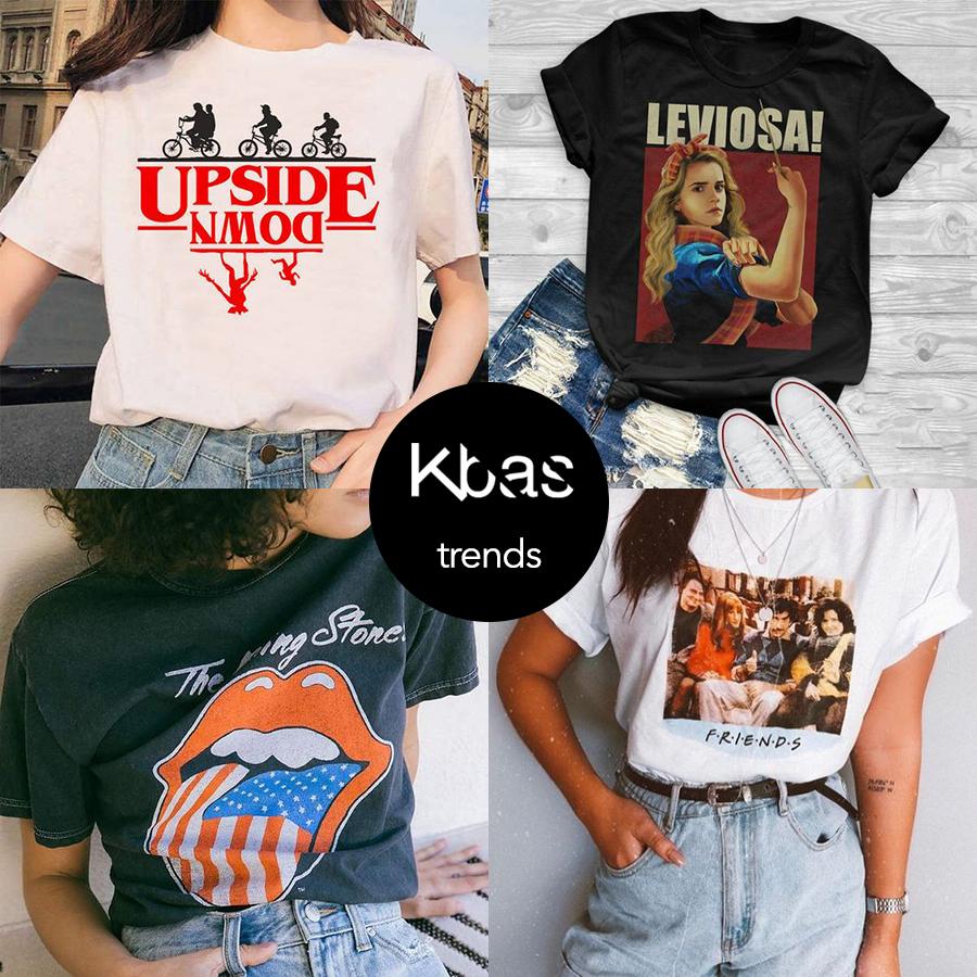Őszi trendek pólók