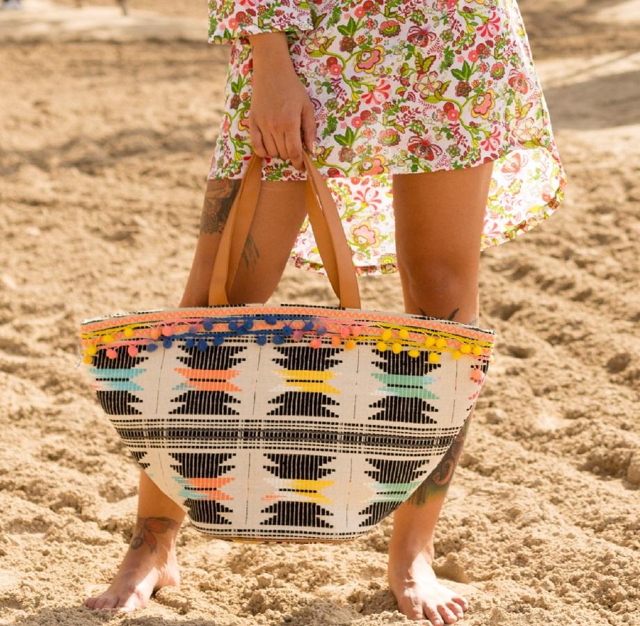 Léto na pláži s novou kolekcí Kbas