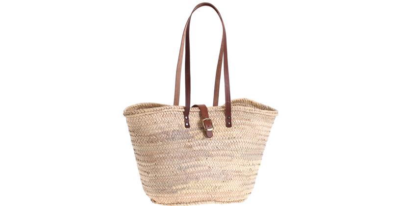 Palmový košík Kbas s prackou