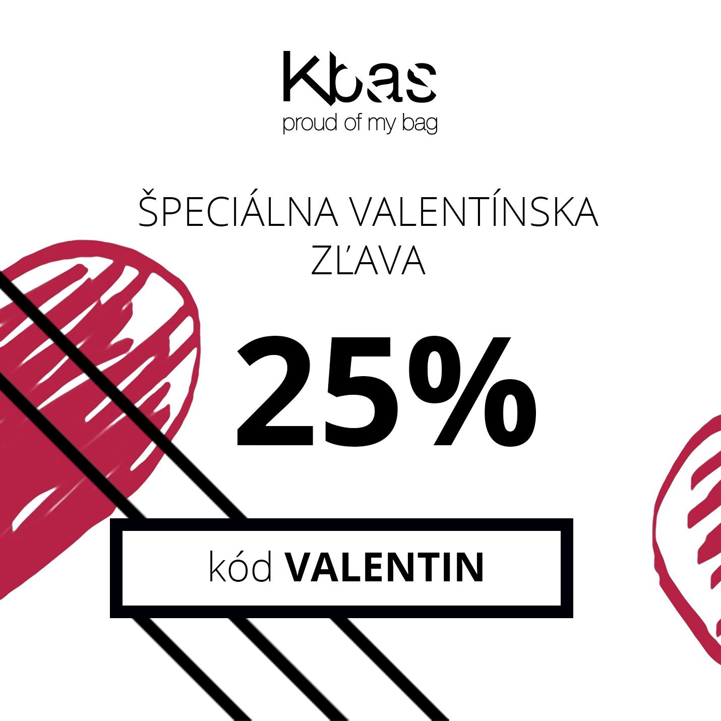 Špeciálna valentínska zľava!