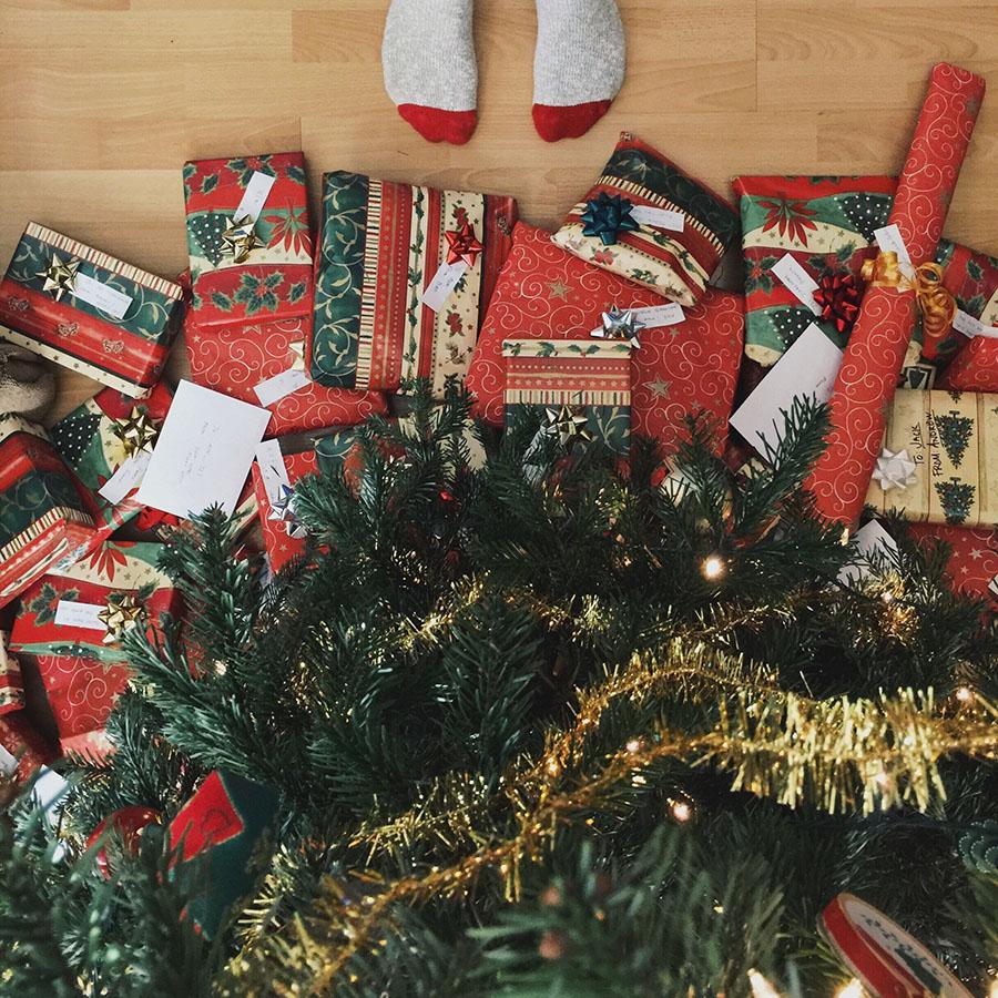 Návod na pokojné a šťastné Vianoce