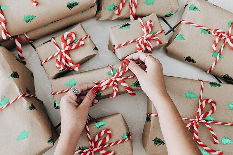 Vianocne dekoracie darceky