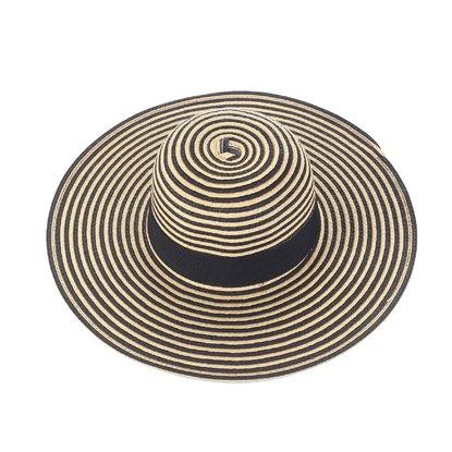 Slaměný klobouk z rafie Kbas KB064912