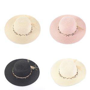 Pălărie din rafie sintetică Kbas KB019914