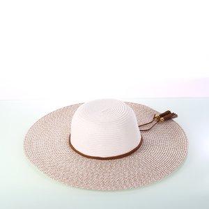 Dámský klobouk Kbas ze syntetické rafie 043808 f46df55725
