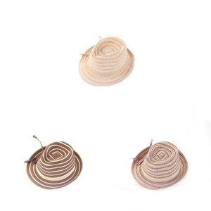 Pălărie din rafie sintetică Kbas KB043905