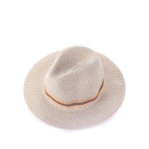 Pălărie din rafie sintetică Kbas KB043913