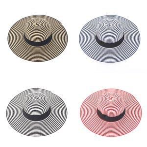 Slamený klobúk z rafie Kbas KB064912