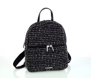 Dámsky batoh z vlny Kbas šedý