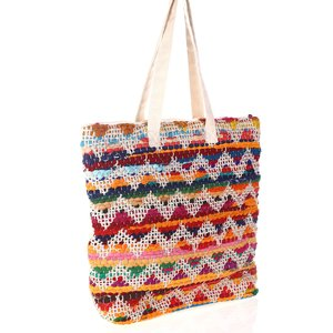 Bavlněná taška se zipem Kbas KB116905