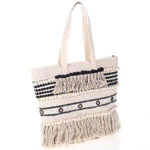 Bavlněná taška se zipem Kbas KB116907