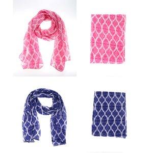 Bavlněný šátek Kbas KB116935