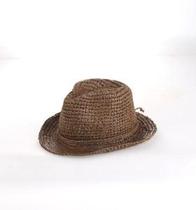 Dámsky letný klobúk zo syntetickej rafie Kbas rôzne farby