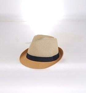 Unisex klobouk ze syntetické rafie Kbas různé barvy