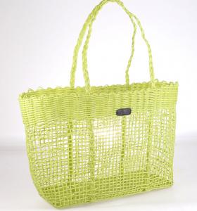 Coș de damă Kbas din PVC, verde 285609V