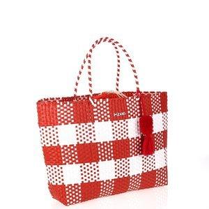 Taška s uzatváraním Kbas červená KB308907R