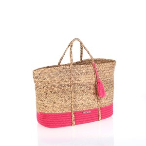 Taška z mořské trávy Kbas růžová KB308908FX
