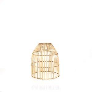 Capac pentru lampă din bambus Kbas  crem KB330622NA