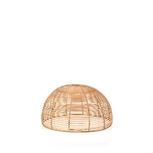 Ratanový kryt na lampu Kbas natural KB330631NA