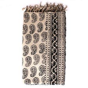 Pareo/ručník z bavlny Kbas se vzorem KB342817