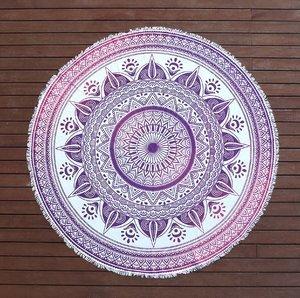Mandala z bavlny Kbas KB343724